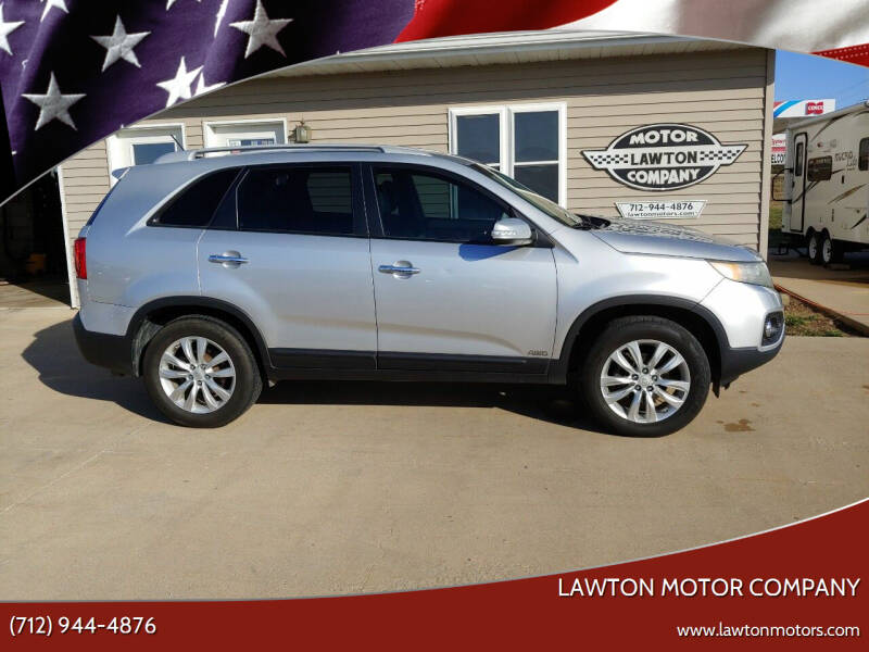 2011 Kia Sorento for sale at Lawton Motor Company in Lawton IA
