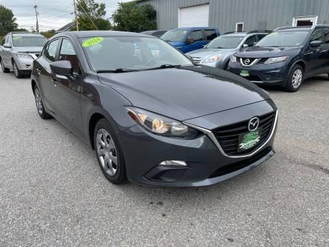 2014 Mazda MAZDA3 for sale at Vermont Auto Service in South Burlington VT