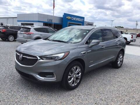 2018 Buick Enclave for sale at LEE CHEVROLET PONTIAC BUICK in Washington NC