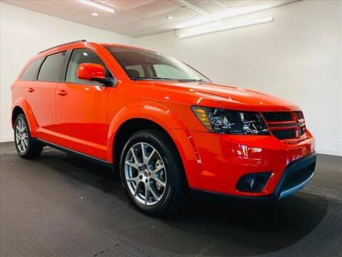 2019 Dodge Journey for sale at Champagne Motor Car Company in Willimantic CT