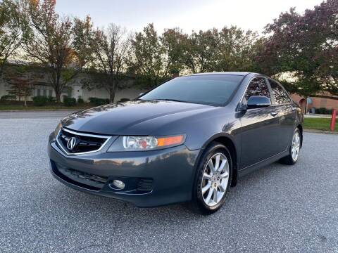 2008 Acura TSX for sale at Triple A's Motors in Greensboro NC