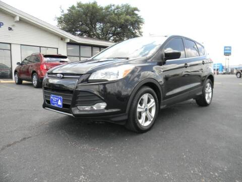2015 Ford Escape for sale at MARK HOLCOMB  GROUP PRE-OWNED in Waco TX
