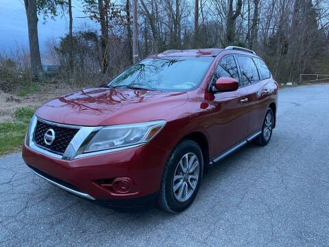 2013 Nissan Pathfinder for sale at Speed Auto Mall in Greensboro NC