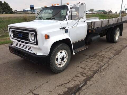 1975 Chevrolet C6500 for sale at G & B  Motors in Havre MT