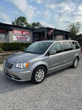 2014 Chrysler Town and Country for sale at Ibral Auto in Milford OH