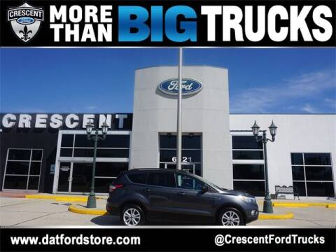 2018 Ford Escape for sale at Crescent Ford in Harahan LA