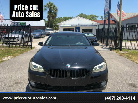 2013 BMW 5 Series for sale at Price Cut Auto Sales in Orlando FL