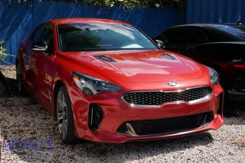 2019 Kia Stinger for sale at Michael's Auto Sales Corp in Hollywood FL