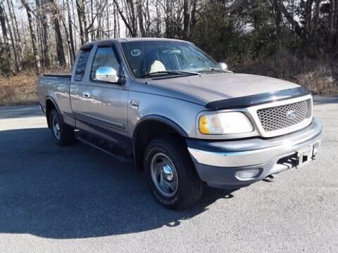 2001 Ford F-150 for sale at Strosnider Chevrolet in Hopewell VA