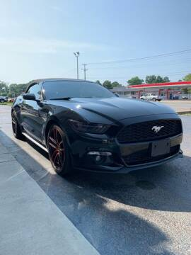 2016 Ford Mustang for sale at City to City Auto Sales in Richmond VA