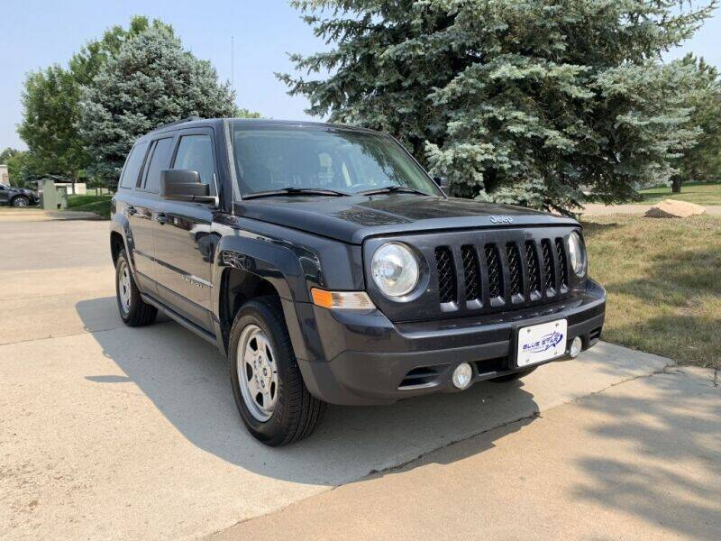 2015 Jeep Patriot for sale at Tobias of Blue Star Auto Group in Frederick CO
