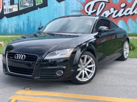 2013 Audi TT for sale at Palermo Motors in Hollywood FL