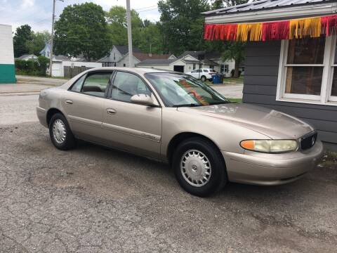 2002 Buick Century for sale at Antique Motors in Plymouth IN