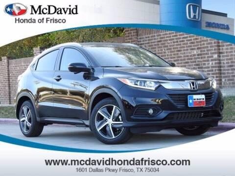 2022 Honda HR-V for sale at DAVID McDAVID HONDA OF IRVING in Irving TX