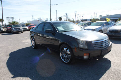 2005 Cadillac CTS for sale at Jamrock Auto Sales of Panama City in Panama City FL
