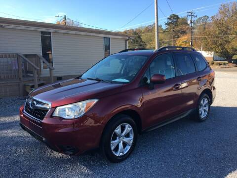 2014 Subaru Forester for sale at Wholesale Auto Inc in Athens TN