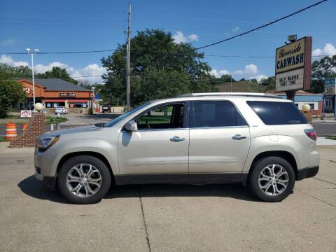 2013 GMC Acadia for sale at RIVERSIDE AUTO SALES in Sioux City IA