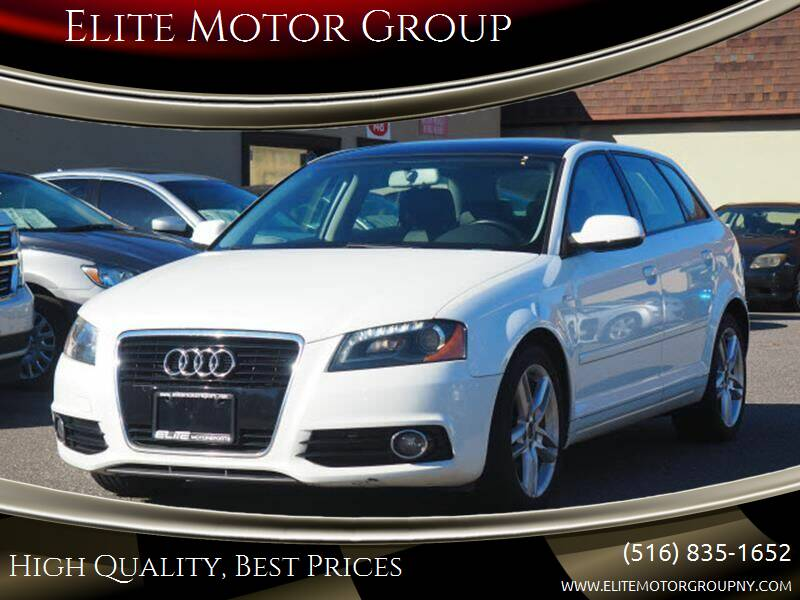 2011 Audi A3 for sale at Elite Motor Group in Farmingdale NY