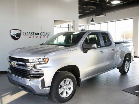 2020 Chevrolet Silverado 1500 for sale at Coast to Coast Imports in Fishers IN