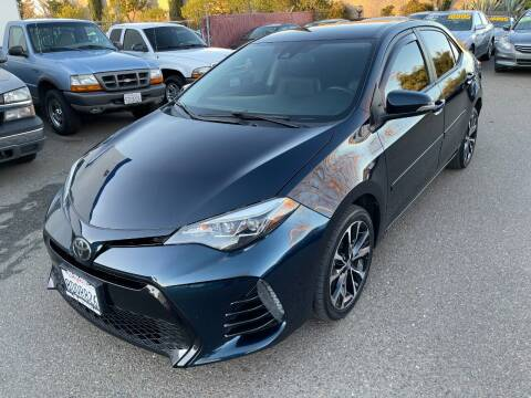 2018 Toyota Corolla for sale at C. H. Auto Sales in Citrus Heights CA
