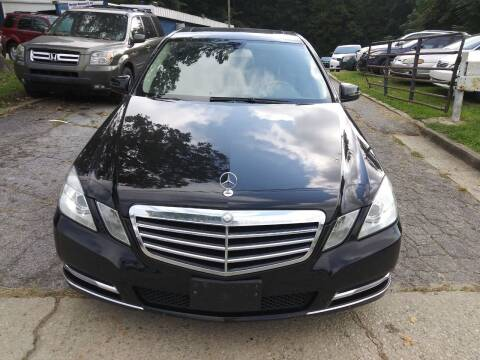 2012 Mercedes-Benz 350-Class for sale at Moreland Motorsports in Conley GA