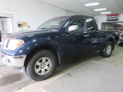 2006 Nissan Frontier for sale at US Auto in Pennsauken NJ