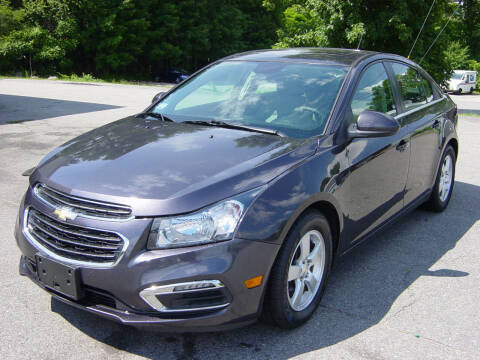 2016 Chevrolet Cruze Limited for sale at North South Motorcars in Seabrook NH