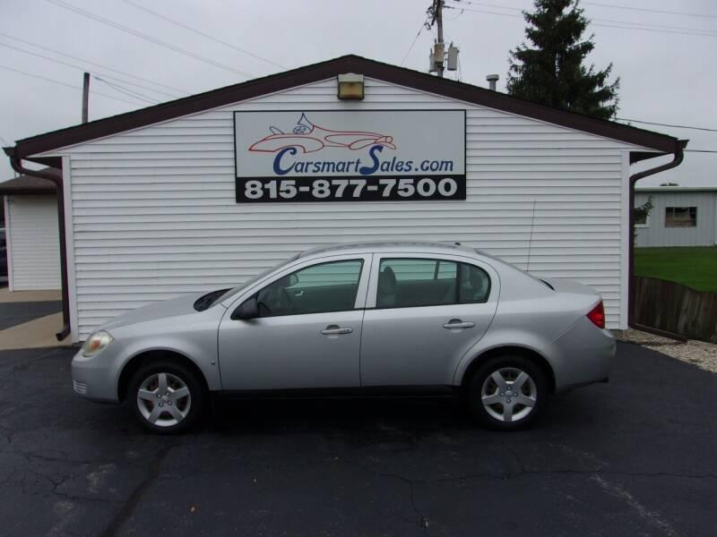 2008 Chevrolet Cobalt for sale at CARSMART SALES INC in Loves Park IL