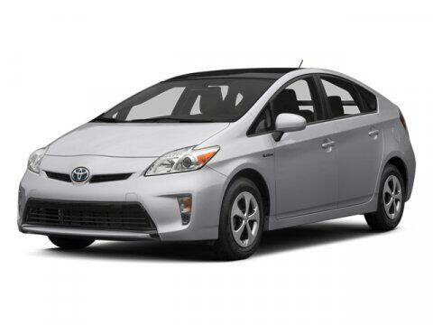 2012 Toyota Prius for sale at BEAMAN TOYOTA in Nashville TN
