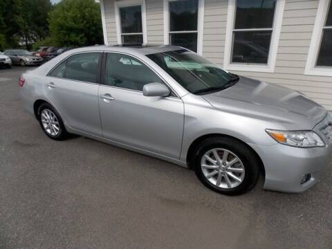 2011 Toyota Camry for sale at Bachettis Auto Sales in Sheffield MA