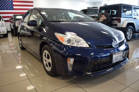 2012 Toyota Prius for sale at Legend Auto in Sacramento CA