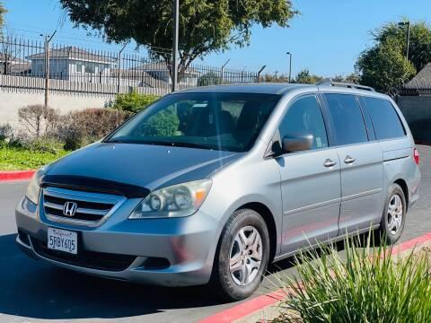 2006 Honda Odyssey for sale at United Star Motors in Sacramento CA