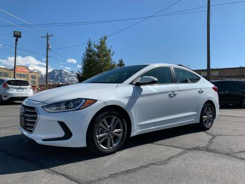 2017 Hyundai Elantra for sale at Ultimate Auto Sales Of Orem in Orem UT