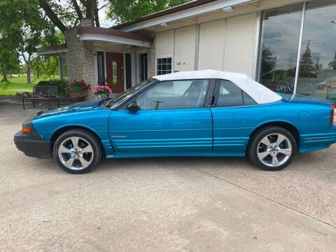 1994 Oldsmobile Cutlass Supreme for sale at Midway Car Sales in Austin MN