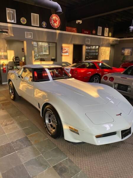 1981 Chevrolet Corvette for sale at MICHAEL'S AUTO SALES in Mount Clemens MI