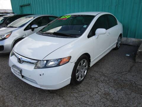 2007 Honda Civic for sale at Cars 4 Cash in Corpus Christi TX