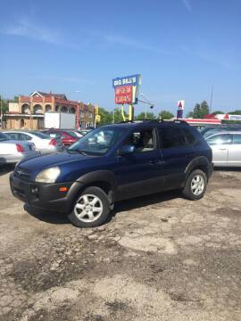 2005 Hyundai Tucson for sale at Big Bills in Milwaukee WI