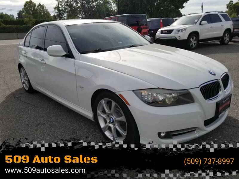 2009 BMW 3 Series for sale at 509 Auto Sales in Kennewick WA