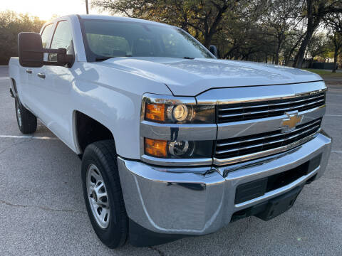 2017 Chevrolet Silverado 3500HD for sale at PRESTIGE AUTOPLEX LLC in Austin TX