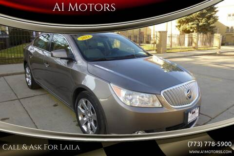 2011 Buick LaCrosse for sale at A1 Motors Inc in Chicago IL