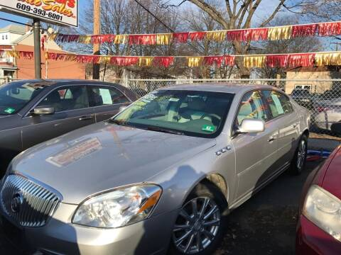 2011 Buick Lucerne for sale at Chambers Auto Sales LLC in Trenton NJ