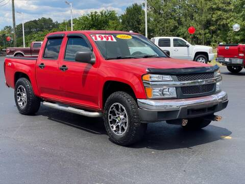 2006 Chevrolet Colorado for sale at Rock 'n Roll Auto Sales in West Columbia SC