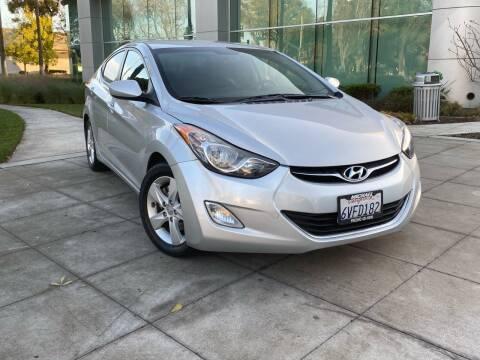 2012 Hyundai Elantra for sale at Top Motors in San Jose CA