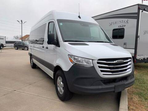 2019 Mercedes-Benz SPRINTER 2500 F2PV76 for sale at TRAVERS GMT AUTO SALES - Traver GMT Auto Sales West in O Fallon MO
