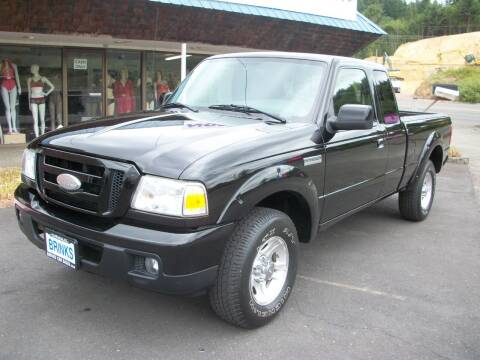 2007 Ford Ranger for sale at Brinks Car Sales in Chehalis WA