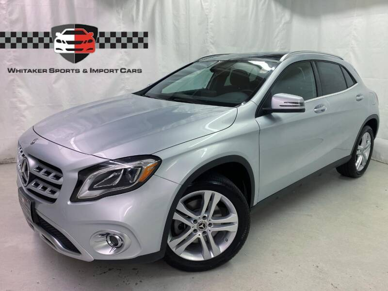 2019 Mercedes-Benz GLA for sale in Maplewood, MN