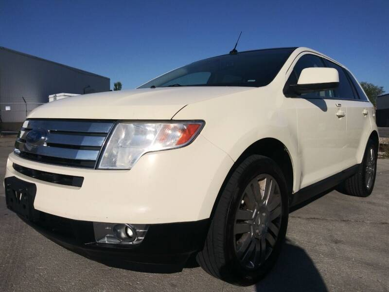 2008 Ford Edge for sale at AUTOMOTIVE SOLUTIONS in Salt Lake City UT