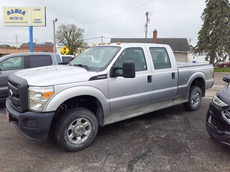2015 Ford F-250 Super Duty for sale at Albia Motor Co in Albia IA