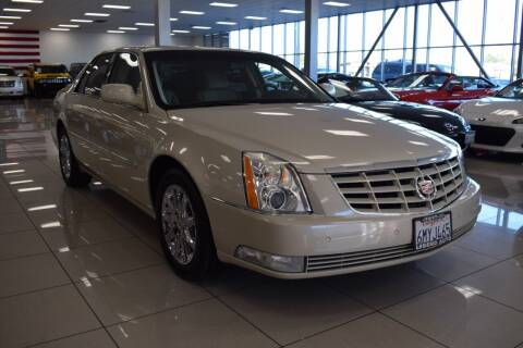 2011 Cadillac DTS for sale at Legend Auto in Sacramento CA