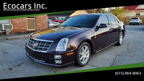 2009 Cadillac STS for sale at Ecocars Inc. in Nashville TN